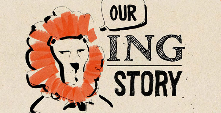 ICSROM -  Our ING Story
