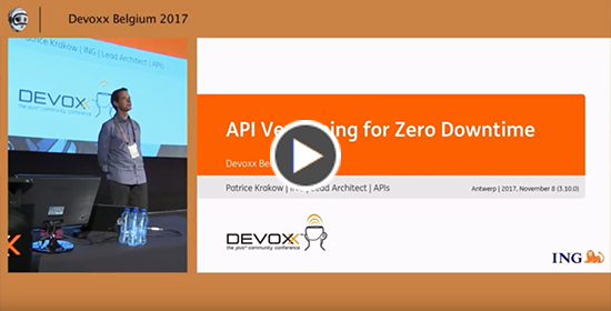 How to build API Versioning for zero downtime